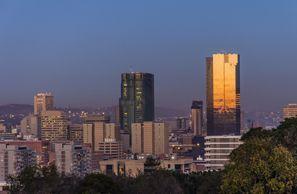 Najam Automobila Pretoria, Južnoafrička Republika