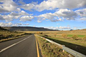 Najam Automobila Queenstown, Južnoafrička Republika