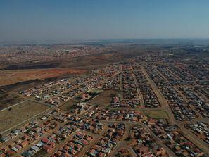 Najam Automobila Randfontein, Južnoafrička Republika