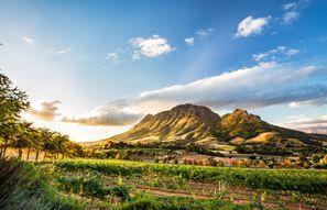Najam Automobila Stellenbosch, Južnoafrička Republika