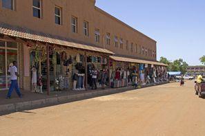 Najam Automobila Venda, Južnoafrička Republika