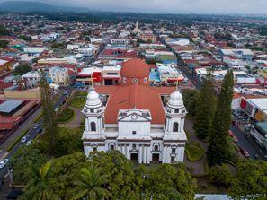 Najam Automobila Alajuela, Kostarika