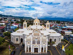 Najam Automobila Cartago, Kostarika