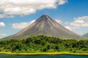 Najam Automobila La Fortuna, Kostarika