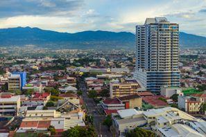 Najam Automobila San Jose, Kostarika
