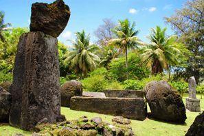 Najam Automobila Tinian Island, Sjevernomarijanski otoci