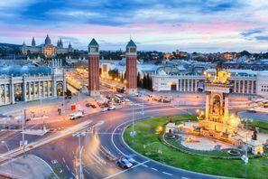 Najam Automobila Barselona, Španjolska