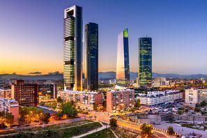 Najam Automobila Madrid, Španjolska