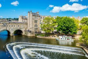 Najam Automobila Bath, Velika Britanija