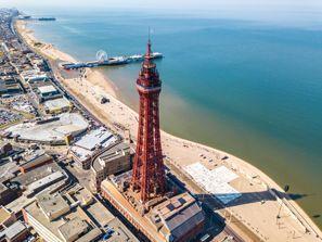 Najam Automobila Blackpool, Velika Britanija