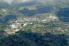 Najam Automobila Bracknell, Velika Britanija