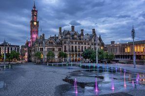 Najam Automobila Bradford, Velika Britanija