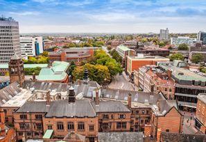 Najam Automobila Coventry, Velika Britanija