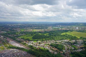 Najam Automobila Glasgow Prestwick, Velika Britanija