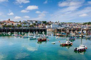 Najam Automobila Guernsey, Velika Britanija