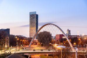 Najam Automobila Manchester, Velika Britanija