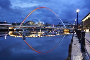 Najam Automobila Newcastle Upon Tyne, Velika Britanija