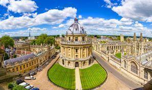 Najam Automobila Oxford, Velika Britanija