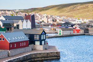 Najam Automobila Shetland Islands, Velika Britanija
