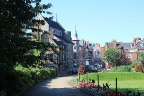 Najam Automobila Shrewsbury, Velika Britanija